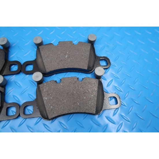 Bentley Continental GT GTC Flying Spur rear brakes pads 2018-up #9264