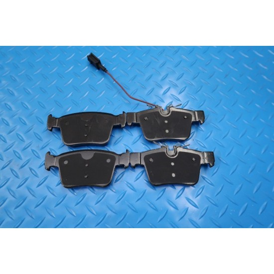Maserati Ghibli front rear brake pads service kit TopEuro #9305