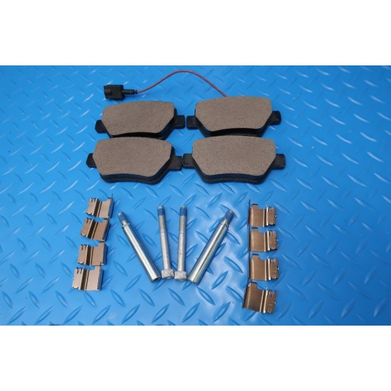 Maserati Ghibli front rear brake pads service kit 2014-16 #9303