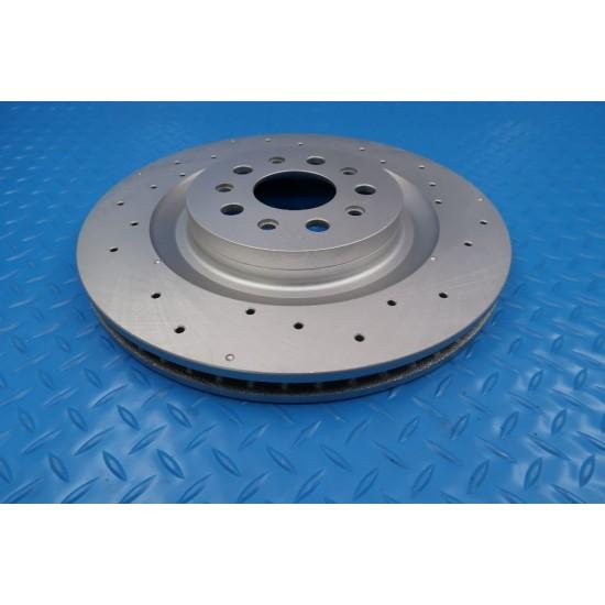 Maserati Ghibli Quattroporte rear brake pads rotors filters service kit #9328 17-20