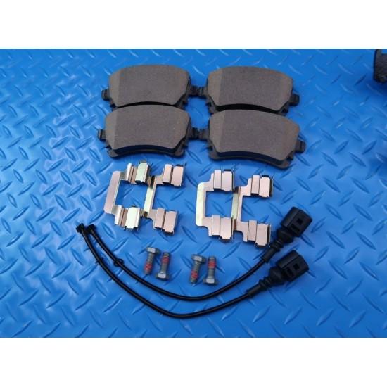 Bentley Continental Gt Gtc F/S V8 brake pads + oil filter #9795