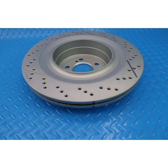 Mercedes Benz E63 AmgS C63 Cls63 Amg rear brake pads & rotors TopEuro #9861