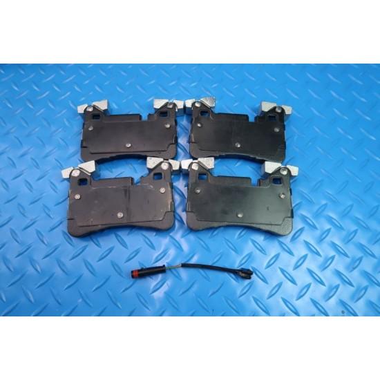 Mercedes Benz E63 AmgS C63 Cls63 Amg rear brake pads TopEuro #9866