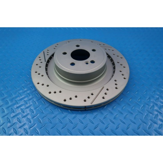 Mercedes Benz E63 AmgS C63 Cls63 Amg rear brake rotor TopEuro #9863